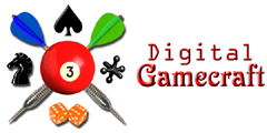 Digital Gamecraft logo